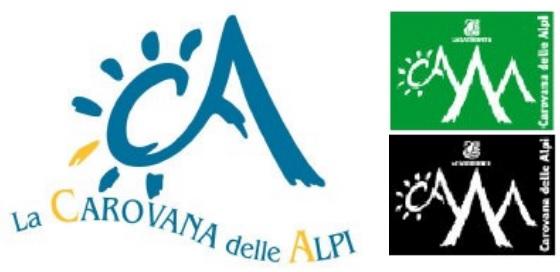 CAROVANA DELLE ALPI 2017 : Tre bandiere verdi ed una nera per il Piemonte, due bandiere verdi e due nere in Valle d'Aosta. Tante le iniziative estive in calendario.