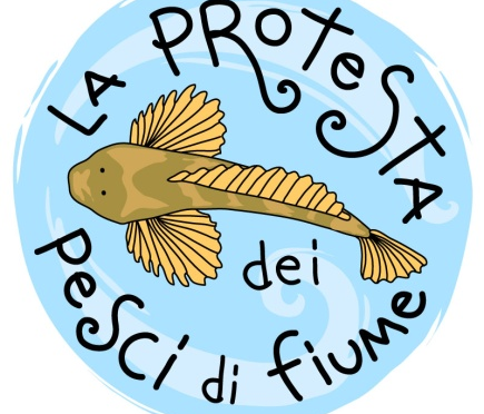LA PROTESTA DEI PESCI DI FIUME : 25 GENNAIO 2020